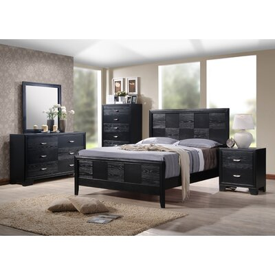 Wildon Home ® Verona Panel Customizable Bedroom Set