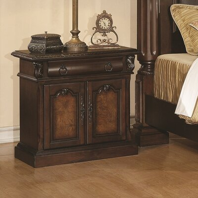 Wildon Home ® Juliet 1 Drawer Nightstand
