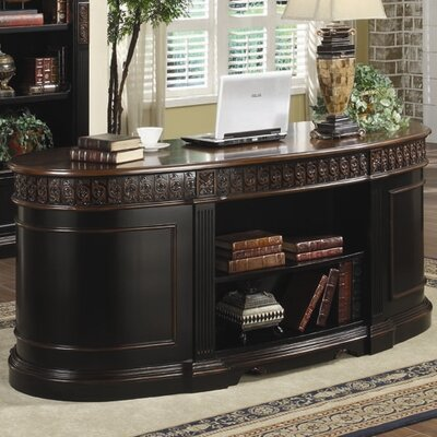 Darby Home Co Mccall Executive Desk