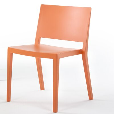 Kartell Lizz Matte Chair (Set of 2)