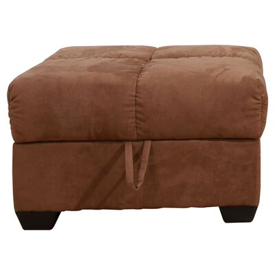 Gold Sparrow Phila Storage Ottoman