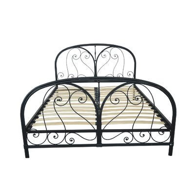 Gold Sparrow Bed Frame