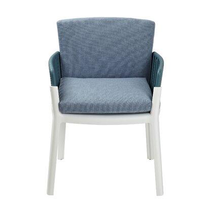 Brayden Studio Vaughn Arm Chair (Set of 2)