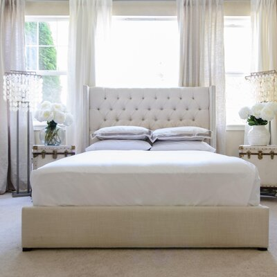 Elements Fine Home Furnishings Upholstered Platform Bed