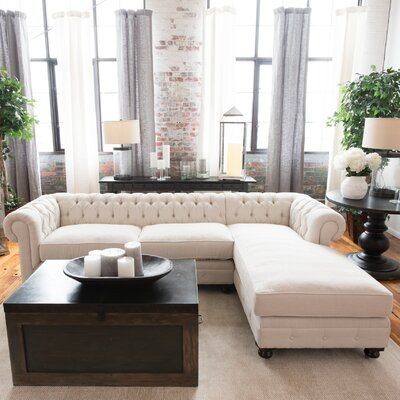 Elements Fine Home Furnishings Estate Sectional