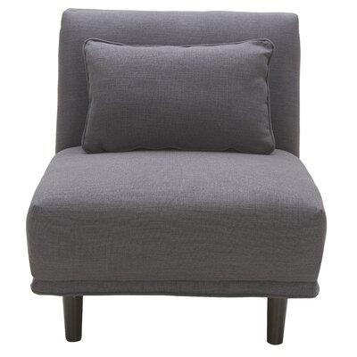 Brayden Studio Orchard Street Armless Slipper Chair
