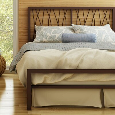 Amisco Ivy Platform Bed