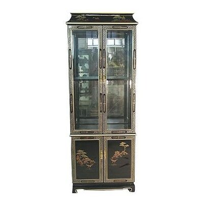Oriental Furniture China China Cabinet Wayfair