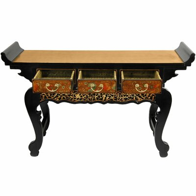 Oriental Furniture Altar Console Table