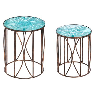 Bungalow Rose Auderghem Top End Table