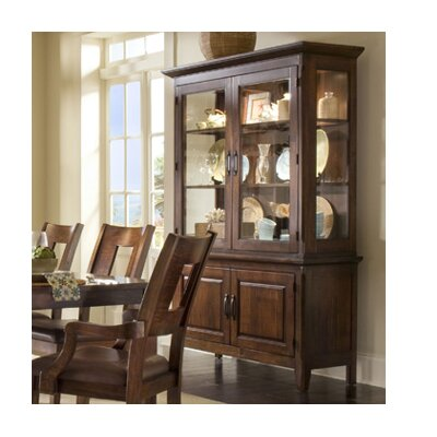 Loon Peak Milliken Buffet in Distressed Chocolate