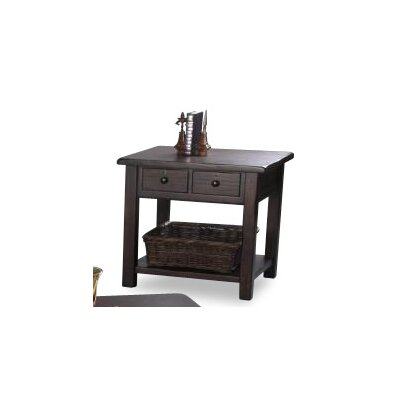 Klaussner Furniture Providence End Table