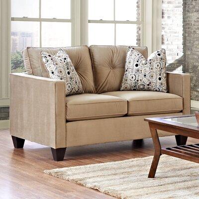 Klaussner Furniture Derry Loveseat