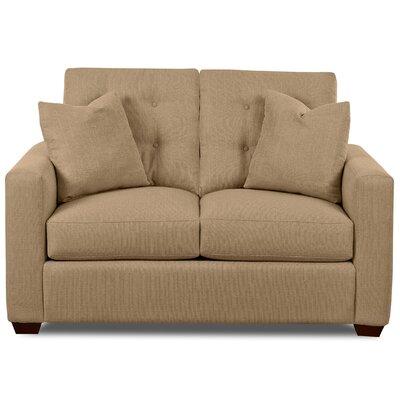 Klaussner Furniture Hobbs Loveseat