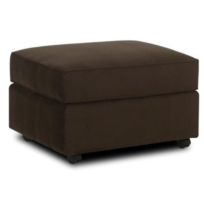 Klaussner Furniture Cedar Ottoman