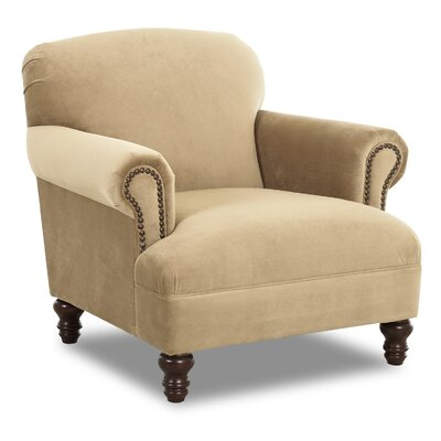 Klaussner Furniture Bailey Chair & Reviews