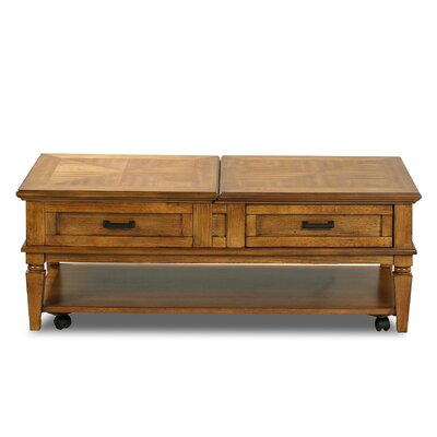 Klaussner Furniture Hanna Coffee Table wi..