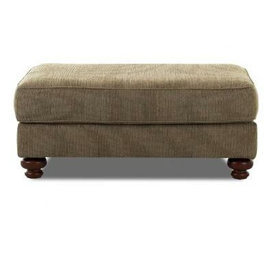 Klaussner Furniture Conway Ottoman