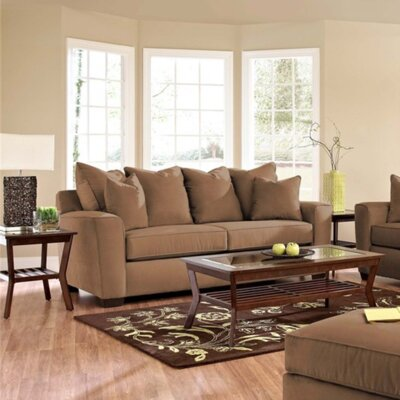 Klaussner Furniture Liam Sofa