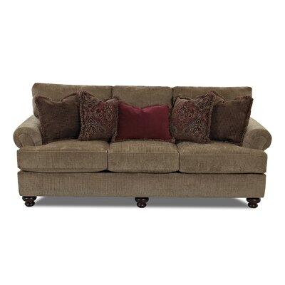 Klaussner Furniture Cross Sofa
