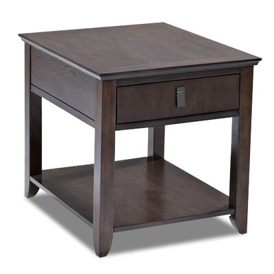 Klaussner Furniture Carolina End Table