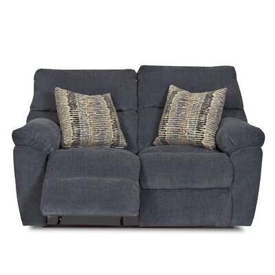 Klaussner Furniture Perry Reclining Loveseat