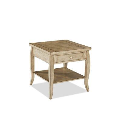 Klaussner Furniture Glen Valley End Table