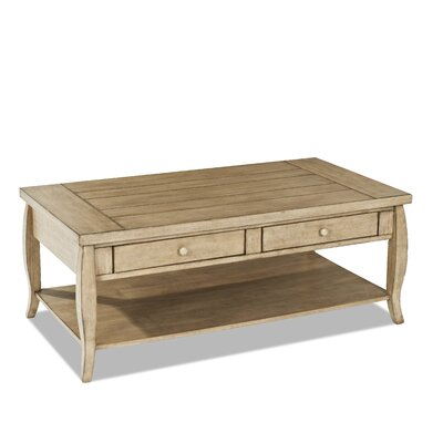 Klaussner Furniture Glen Valley Coffee Table