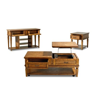 Klaussner Furniture Hanna Coffee Table..