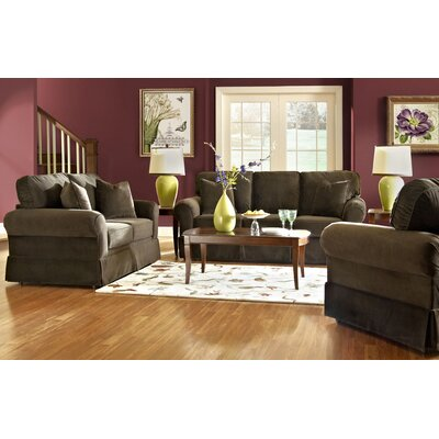 Klaussner Furniture Greenough Living Room Collection