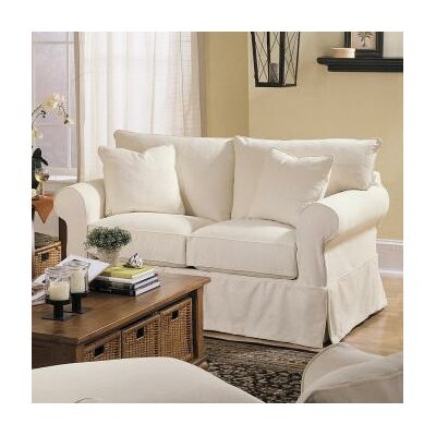 Darby Home Co Carbon Loveseat