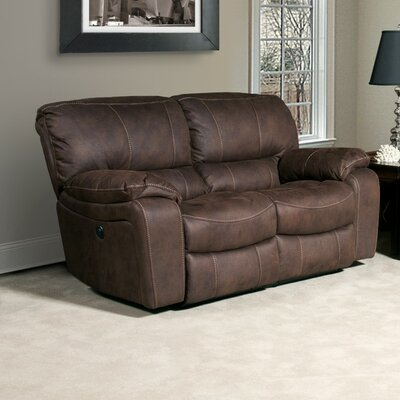 Red Barrel Studio Roderick Manual Dual Reclining Loveseat