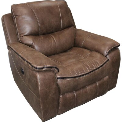 Red Barrel Studio Timber Power Recliner