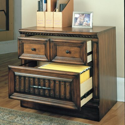 Parker House Furniture Barcelona 3-Drawer File Base