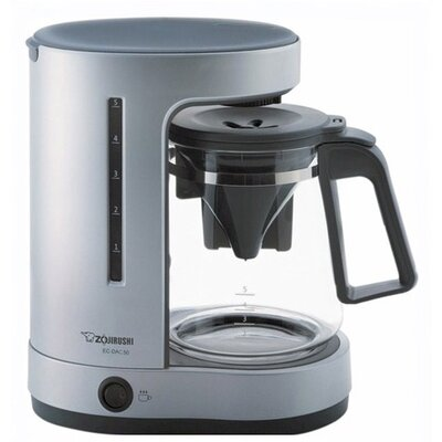 Zojirushi zutto 5 cup coffee maker reviews wayfair for Apartment therapy coffee maker