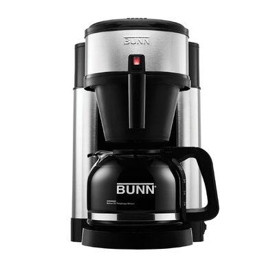 Bunn Velocity Brew 10-Cup Home Coffee Maker & Reviews Wayfair