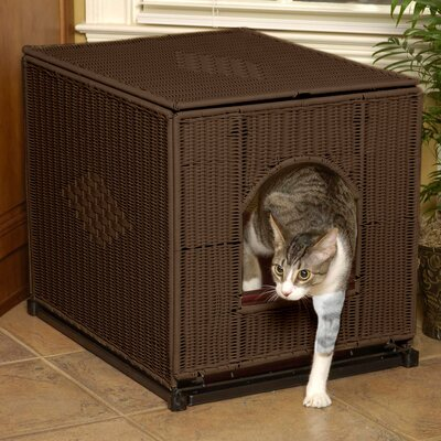 Best litter box for multiple cats - Decorative Litter Box Enclosure