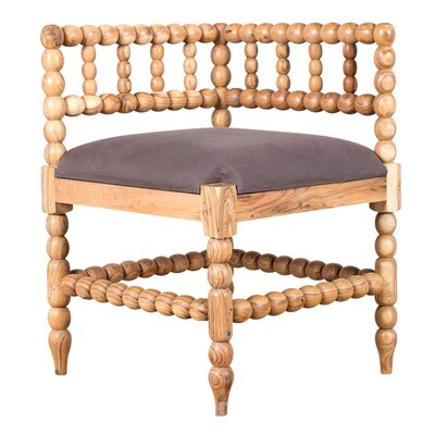Wildon Home ? Charlotte Corner Chair