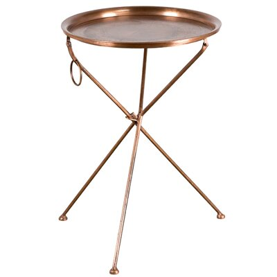 Wildon Home ® Butler Cocktail Table with Tray Top