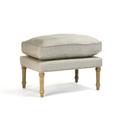 Zentique Inc. Louis Ottoman