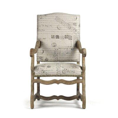 Zentique Inc. Julien Arm Chair