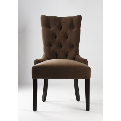 Zentique Inc. Teressa Tufted Wingback Chair