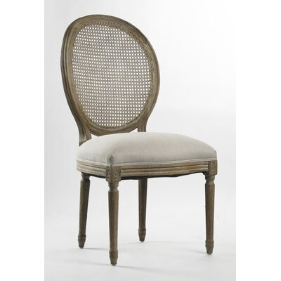 Zentique Inc. Medallion Side Chair