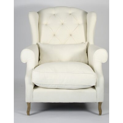 Zentique Inc. Hampton Arm Chair