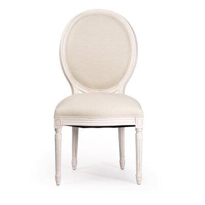 Zentique Inc. Medallion Side Chair
