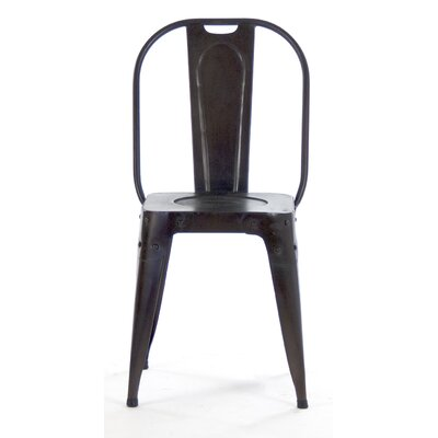 Zentique Inc. Vintage Side Chair