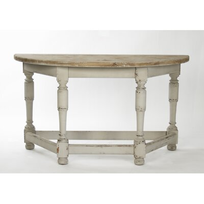 Zentique Inc. Rouen Distressed Console Table