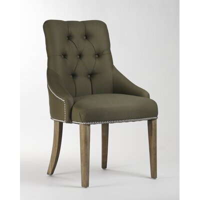 Zentique Inc. Anneau Fabric Side Chair