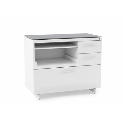 BDI Centro 2 Drawer Storage Cabinet