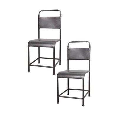 Pangea Home Samson Side Chair (Set of 2)